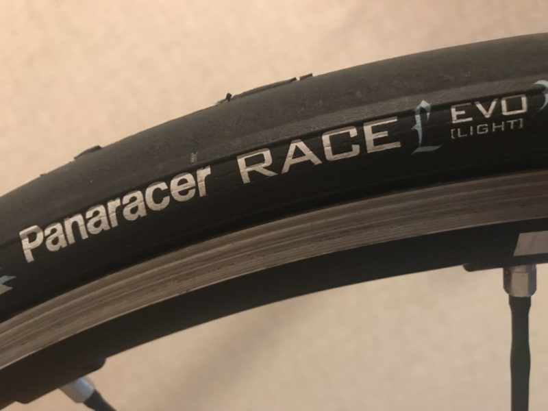 パナレーサー RACE L EVO