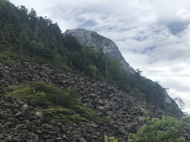 摩利支天とゴロゴロ岩